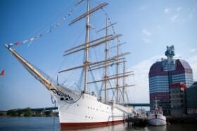 Romantická plavba lodí